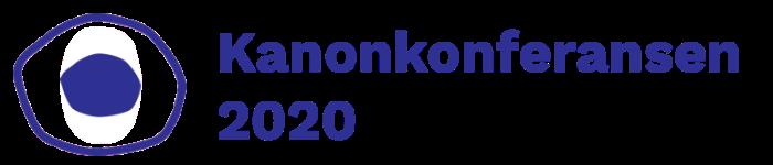 Kanonkonferansen 2020 logo