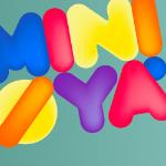 Miniøya 2020 logo
