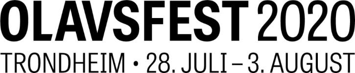 Olavsfest 2020 logo