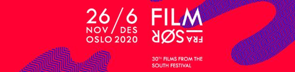 Film fra Sør 2020 logo