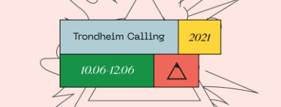 Trondheim Calling 2021 logo