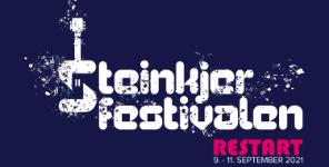 Steinkjerfestivalen RESTART 2021 logo