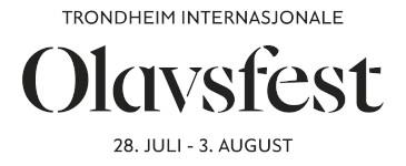 Olavsfest 2021 logo