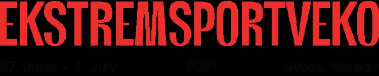 Ekstremsportveko 2021 logo