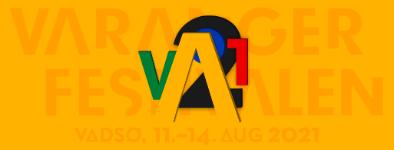 Varangerfestivalen 2021 logo