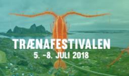 Trænafestivalen 2017 logo