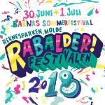 Rabalderfestivalen 2017 logo