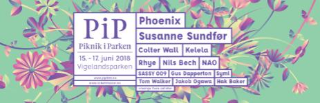 Piknik i Parken 2018 logo