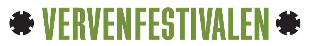 Vervenfestivalen 2018 logo