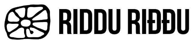 Riddu Riđđu 2018 logo