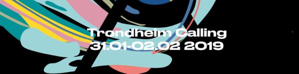 Trondheim Calling 2019 logo