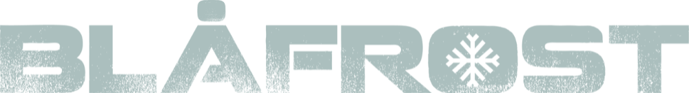Blåfrost 2019 logo