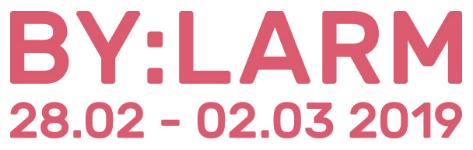 by:Larm 2019 logo