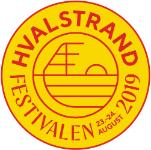 Hvalstrandfestivalen  2019 logo