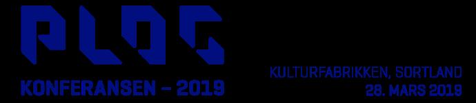 Plog konferansen 2019 logo