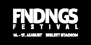 Findings Festival 2019 logo