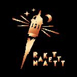 Rakettnatt 2019 logo