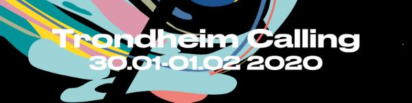 Trondheim Calling 2020 logo