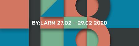 by:Larm 2020 logo